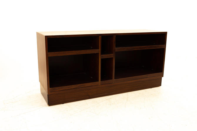 Mid Century Rosewood Media Cabinet Credenza - mcm by ModernHill