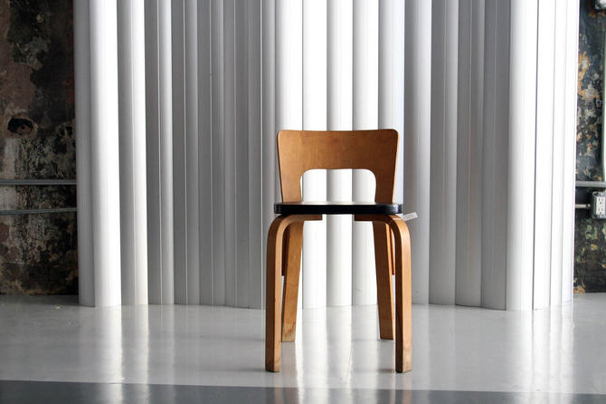 Chair by Alvar Aalto