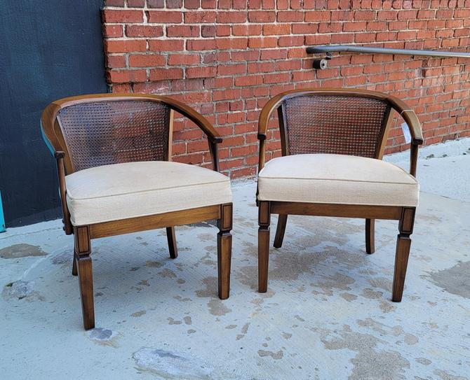 Pair of Flexsteel Occasional Chairs