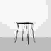 Rudolf Wolf Iinspired Hairpin Table