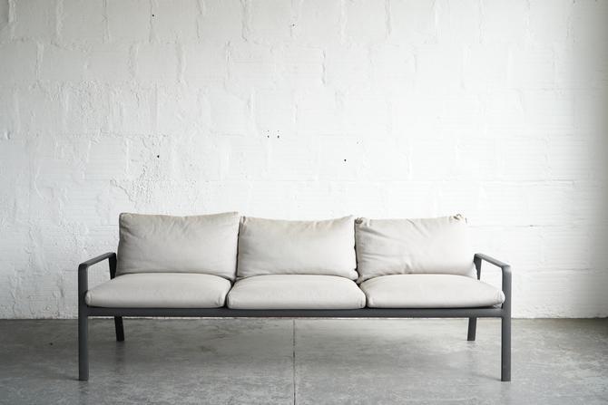Kettal Three Seater Outdoor Sofa