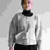 3.1 Phillip Lim Wool Blend Belted Shirt, Size 2