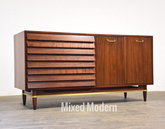 Merton Gershun for American of Martinsville Dresser by mixedmodern1