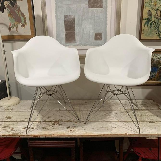 Eames style DAR chairs