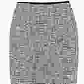 Tory Burch - Multicolored Tweed Pencil Skirt Sz 2