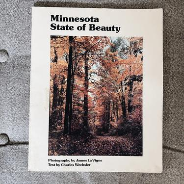 MINNESOTA STATE <BR> OF BEAUTY BOOK