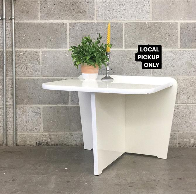 LOCAL PICKUP ONLY ———— Vintage End Tables ———— 2 Units Sold Separately by RetrospectVintage215