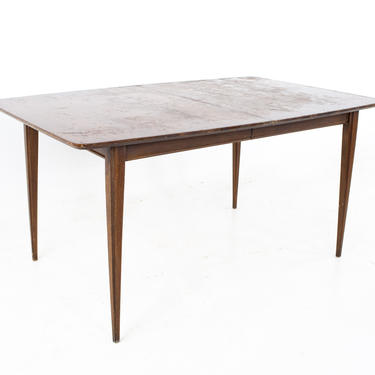 Craddock Furniture Mid Century Walnut Surfboard Dining Table - mcm by ModernHill