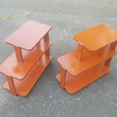Custom Crafted Hard-To-Find Step Tables,