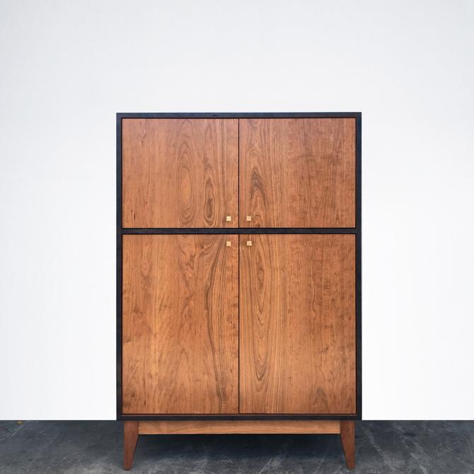 Dumont Bar - Wine Cabinet by STORnewyork
