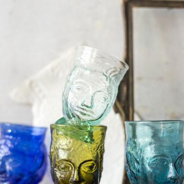 Handblown Tête Verre Glass