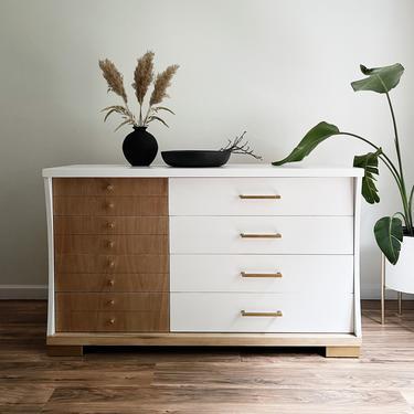 Two-Tone MCM Dresser by madenewdesignct