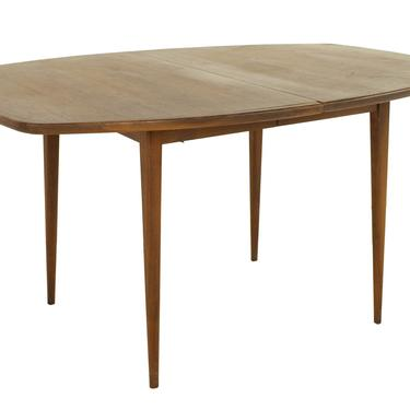 Dillingham Mid Century Surfboard Walnut Dining Table  - mcm by ModernHill