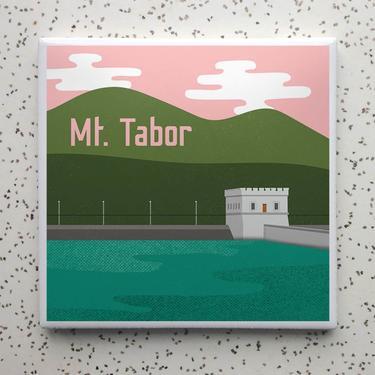 Mt. Tabor Coaster
