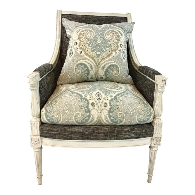 Hickory Chair French Inspired Lucien Chair