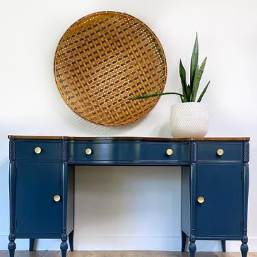 AVAILABLE - Navy Blue Buffet by JulieSimpleRedesign