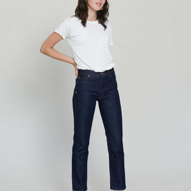 Collector Fit Denim in Rinse