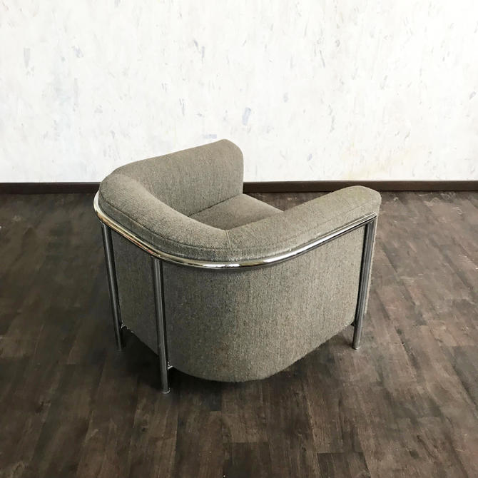 Rare Mid Century Lounge chair by Milo Baughman