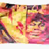 sPACYcLOUd Jimi Hendrix Skirt