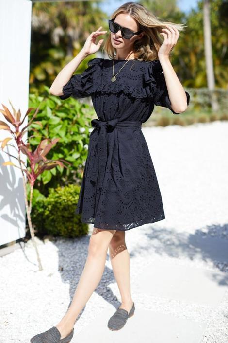 Elsa Dress - Black