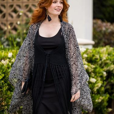Nigella Kimono by jennafergrace