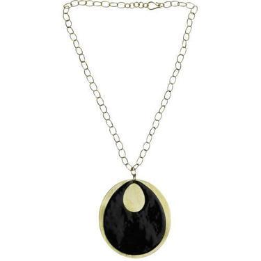 Hom Art - Ora Ten Donte Necklace - Black