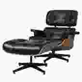 """""""Grayson"""" Lounge Chair in Java"""