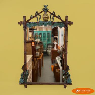 Gampel Stoll Pineapple Mirror