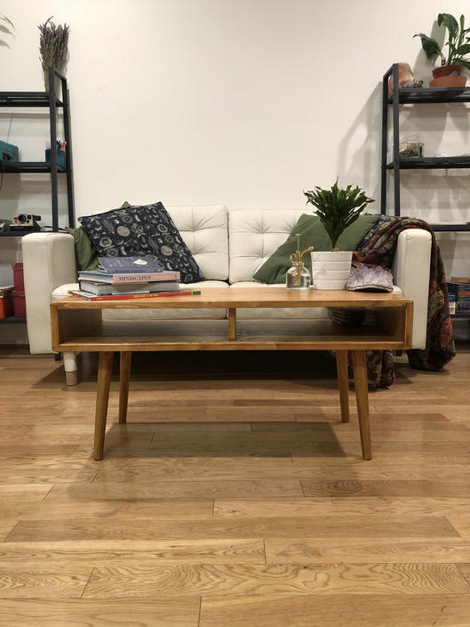 Mid Century Modern Coffee Table by OrWaDesigns