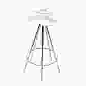 Jamaica Aluminum Barstool by Pepe Cortes for Knoll