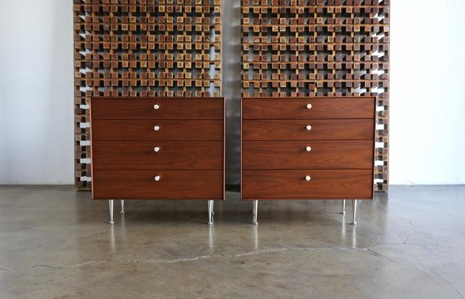 George Nelson Thin Edge Chest for Herman Miller circa 1960