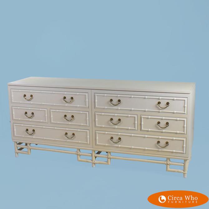 8 Drawer Ficks Reed Dresser