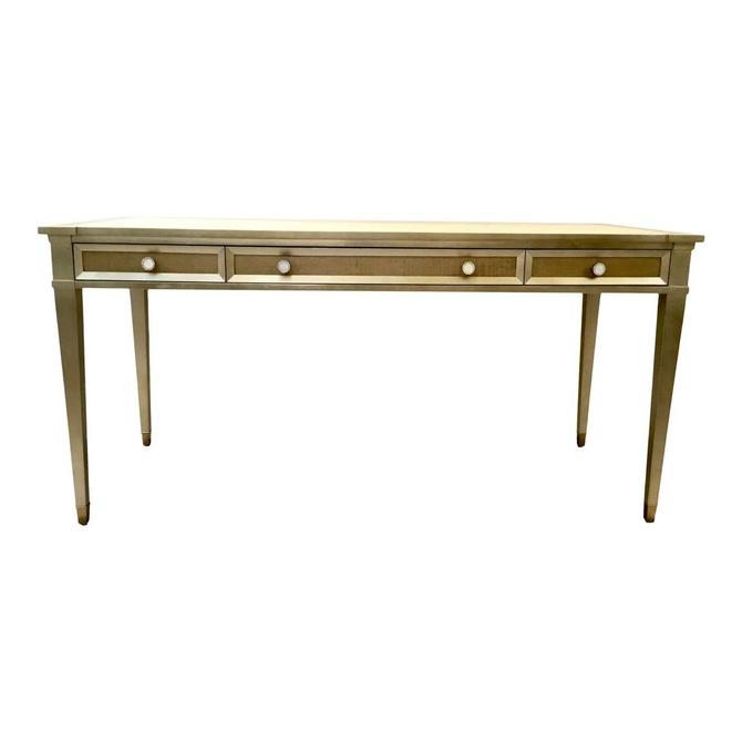 Caracole Modern Champagne Letters From Home Writing Desk