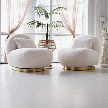 El Molino Swivel Chair