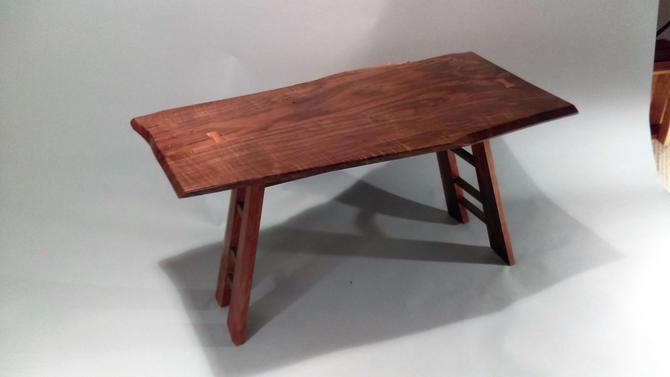 Claro Walnut Table by Stage6