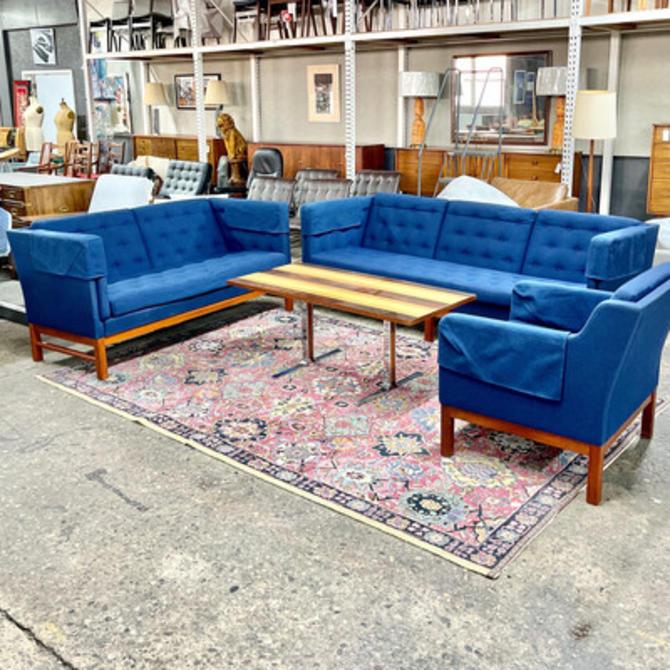 Erik Jørgensen EJ 315 Sofa, Loveseat, Lounge Set