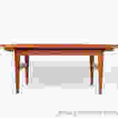 Multi-Functional Danish Teak Coffee Table