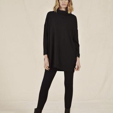 Two Danes - Berit Tunic - Black