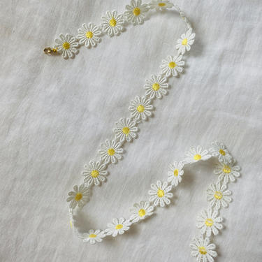 Buy 3 get one FREE Daisy Mask Chains by LivingColorfullyShop