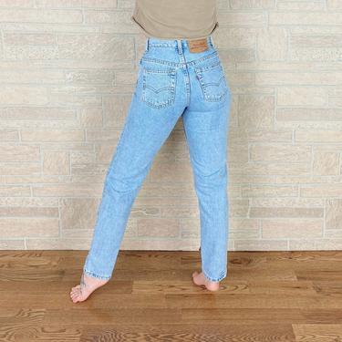 Levi's 550 Vintage Jeans / Size 23 by NoteworthyGarments