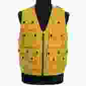 Phipps Yellow Hemp Vest