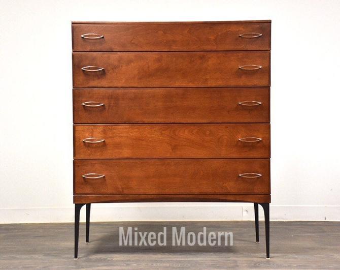 Heywood Wakefield Contessa Modern Dresser by mixedmodern1