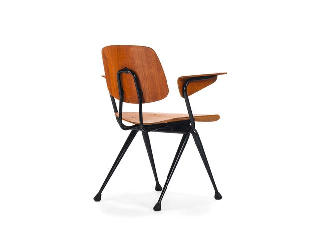 Mid Century Modern Bentwood Chair by Brunswick by ABTModern