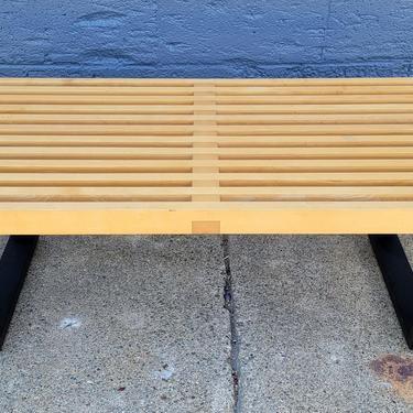 Platform Bench by George Nelson for Herman Miller by JanakosAndCompany