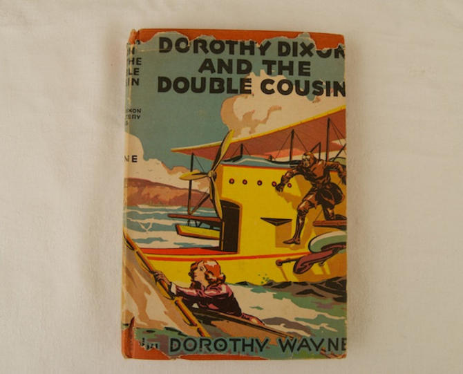 1933 Dorothy Dixon and the Double Cousin by Dorothy Wayne by TheresaWellsStifel