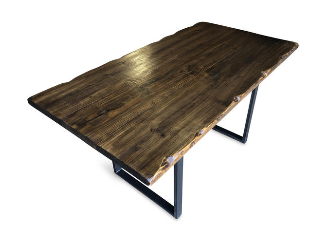 UMBUZÖ Reclaimed Wood Dining Table by UmbuzoRustic