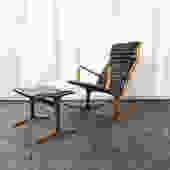Japanese Rocking chair  by Mitsumasa Sugasawa