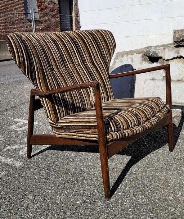 Ib Kofod Larsen Wing Chair