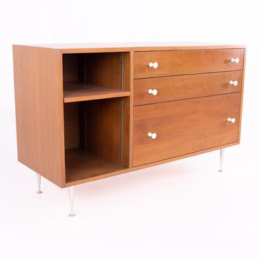 George Nelson For Herman Miller Mid Century Sideboard Credenza Media Cabinet - mcm by ModernHill