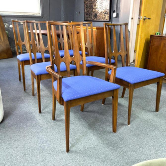 Set of 6 Broyhill Brasilia Dining Chairs